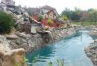 Aqua stil dvorisno jezerce