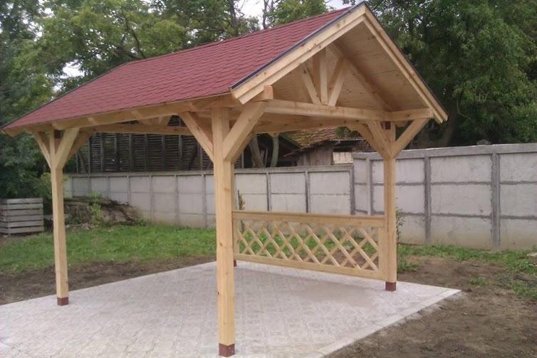 Letnjikovac- Izrada od drveta - Akva Stil Fontane - Novi Sad