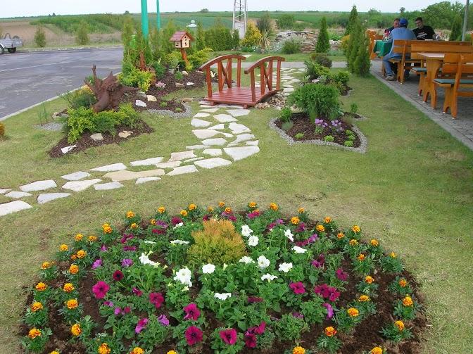 Vrtna Dekoracija - Dekoracija za dvorište - Akva Stil Fontane